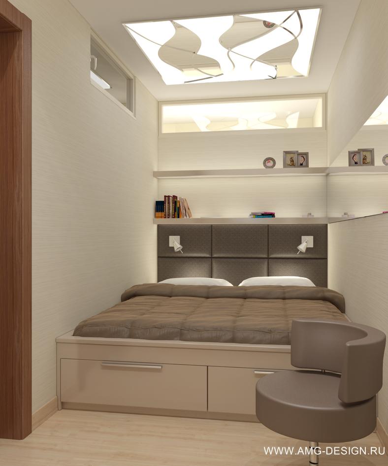 Дизайн интерьера квартиры на ст м