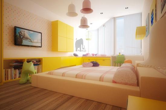 Детская Атлантида, детские комнаты. Автор: Admin. Детские комнаты мебель